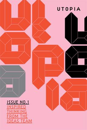 Utopia Magazine Issue No.1